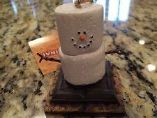 Smores Original Snowman ornaments