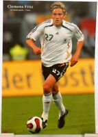 Clemens Fritz + Fußball Nationalspieler DFB + Fan Big Card Edition B326 +