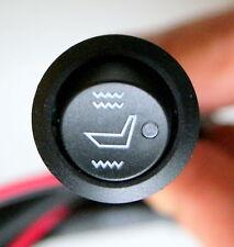 Sitzheizung Carbon Heizmatten Nachrüstset z.B. Chevrolet Camaro '98 Convertible