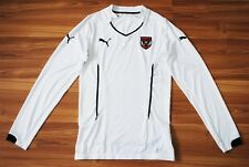 AUSTRIA NATIONAL FOOTBALL TEAM AWAY SHIRT 2014-2015 PLAYER ISSUE JERSEY LARGE