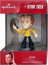 Hallmark 2018 Star Trek Captain Kirk Christmas Ornament