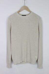 SCOTCH & SODA SELECTED KNITWEAR Men's LARGE Linen Blend Pullover Sweater 33274_G