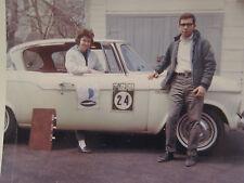 Vintage American Studebaker Matzner Rally Racer Nj 1965 Car Auto Racing Photo