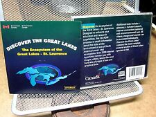 Ecosystem Of Great Lakes educational Cd-Rom St. Lawrence Canada environment