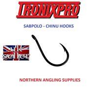 Tronixpro / Sabpolo Chinu Ring Hooks -  All Popular sizes Stocked