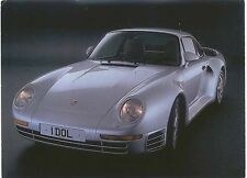 Porsche 959 MODERN postcard issued by Athena
