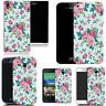 art case cover for All popular Mobile Phones - delightful floral silicone