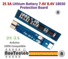 2S 3A Li-ion Lithium Battery 7.4v 8.4V 18650 Charger Protection Board BMS PCM