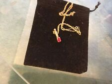 Gems TV Ruby Fine Necklaces & Pendants