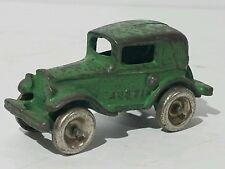 vintage arcade cast iron Austin car toy