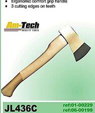 Amtech 24oz Hand Axe - Wooden Shaft A2955