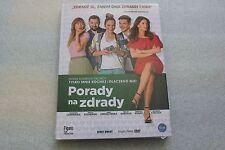 Porady na zdrady DVD POLISH RELEASE POLSKI FILM
