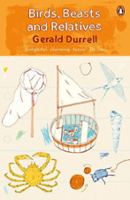 Birds Beasts and Relatives (the Corfu Trilogy) by Durrell Gerald 0241981654