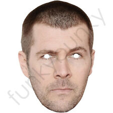 Rhod Gilbert Celebrity Comedian Card Face Mask - All Our Masks Are Pre-Cut!