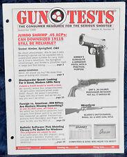 Magazine GUN TESTS, September 1999 ! KIMBER Ultra Elite PISTOL ! *FREE SHIPPING*