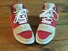 Creative Recreation Red/Navy/Khaki High Top Men's US 10 Shoe.