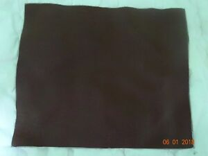 Scrap Leather Genuine cowhide Magenta Very Nice 10  x 12  inches  1 piece New!!