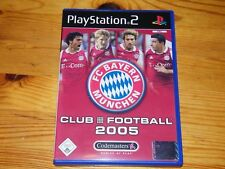 # PS2 PlayStation 2 / FC Bayern München Club Football 2005