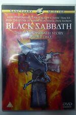 THE BLACK SABBATH STORY DVD  GOOD CONDITION