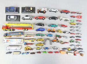 W 81151 Große Sammlung wertvoller Modellfahrzeuge