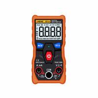 Amperimetro Digital Voltimetro Multimetro Tester Polimetro Medidor Corriente