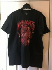 NEW Funko Pop T Shirt-Group Shot DC Most Wanted -Black/Red -DCLC Exclusive XL
