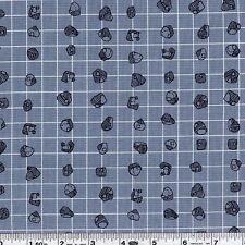 "Robert Kaufman Less than 45"" Geometric Craft Fabrics"