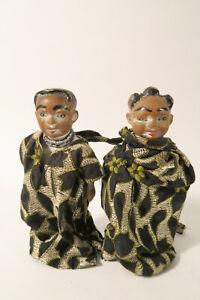 Paar Zwillingsfiguren Ewe Venavi DS99 Pair Ewe Venavi Twin Figures Togo Afrozip
