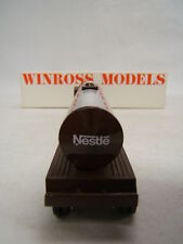 Winross Nestle Quik Chocolate Milk Tanker Truck Rare Early Truck MIB