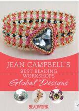 New Jewelry  DVD Jean Campbell's Best Beading Workshops Global Designs Beadwork