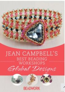New Jewelry  DVD Jean Campbell's Best Beading Workshops Global Designs Beadwork