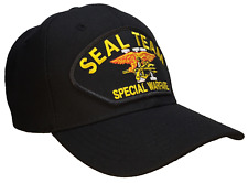 US Navy Seal Team 6 Six VI Seals Hat Ball Baseball Cap Patch Devgru Bin Laden