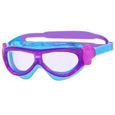 Zoggs Phantom Kids Mask In Purple For Swimming For Children 1-6 Years
