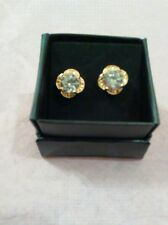 AVON Signature Brilliance Picture-Perfect CZ Studs - ROSE GOLD