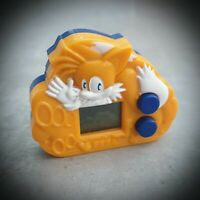 McDonald Happy Meal Electronic Toy Sonic The Hedgehog Tails Game SEGA RARE