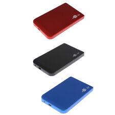 usb2.0 2.5 '' Festplatte externe Box ide 9.5mm Aufbewahrungsbox Gehäuse