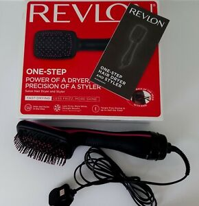 Revlon One-Step Hair Dryer and Styler.