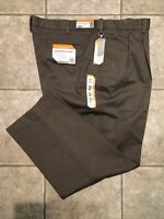 SAVANE* Mens Gray Casual Pants * Size 44 x 30 * NEW WITH TAGS