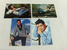 Vintage CPA :  4 cartes postales  CLIFF  RICHARD
