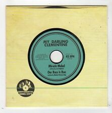 (FZ37) My Darling Clementine, Our Race Is Run - Miracle Mabel - 2014 DJ CD