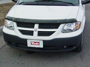 Bug Shield: 2001-2007 Dodge Caravan / Grand Caravan