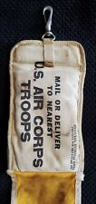 Rare! Complete! Pre Ww2 Us Air Corps Troops Aerial Delivery Streamer 1927-1941