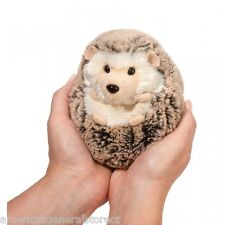 "SPUNKY Hedgehog stuffed animal plush Douglas Cuddle Toy soft 4.5"" tall Hedge hog"