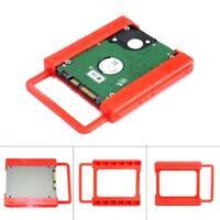 2,5 bis 3,5 SSD HDD Notebook-Festplattenlaufwerk Halterung Adapterhalter