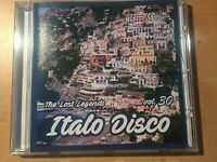 CD Italo Disco - The Lost Legends vol.30 (limited edition: only 100 copies)