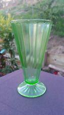 """Green Ribbon Tumbler 5 7/8"""" Tall 10 oz."""