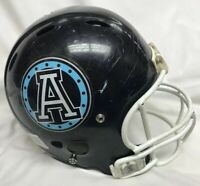 Used Toronto Argonauts Style Football Helmet Riddell Souvenir
