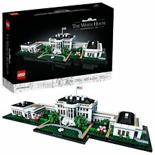 Lego Architecture Collection: The White House 21054 (1,483 Pieces)
