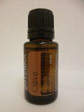Glass Bottle Clove Aromatherapy Supplies