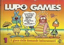 speciali LUPO ALBERTO: Lupo Games n°1